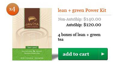 Javita_Lean_and_Green_Tea